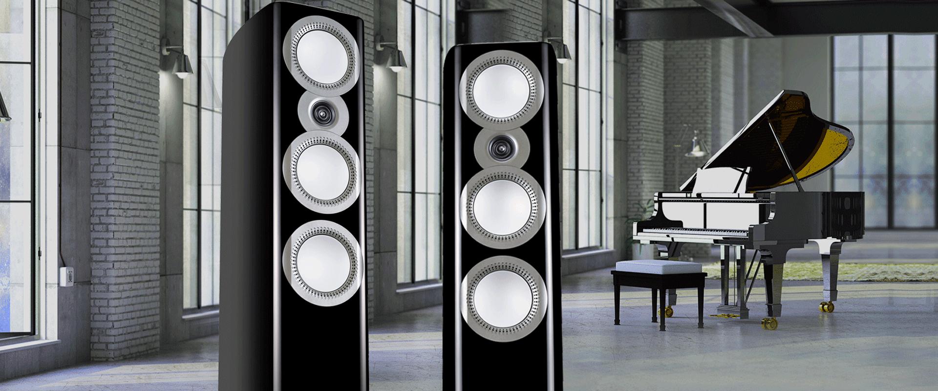 Mission ZX-4 Floorstanding Speaker ZX-4-lifestyle