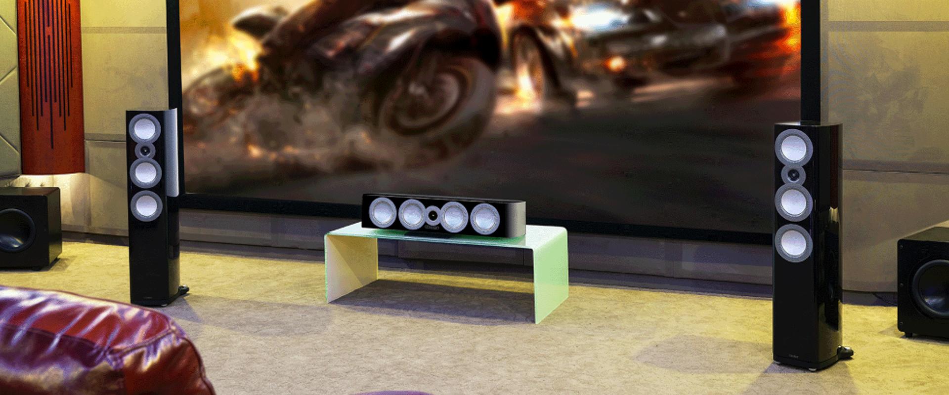 Mission ZX-C2 Center Speaker ZX-c2-lifestyle