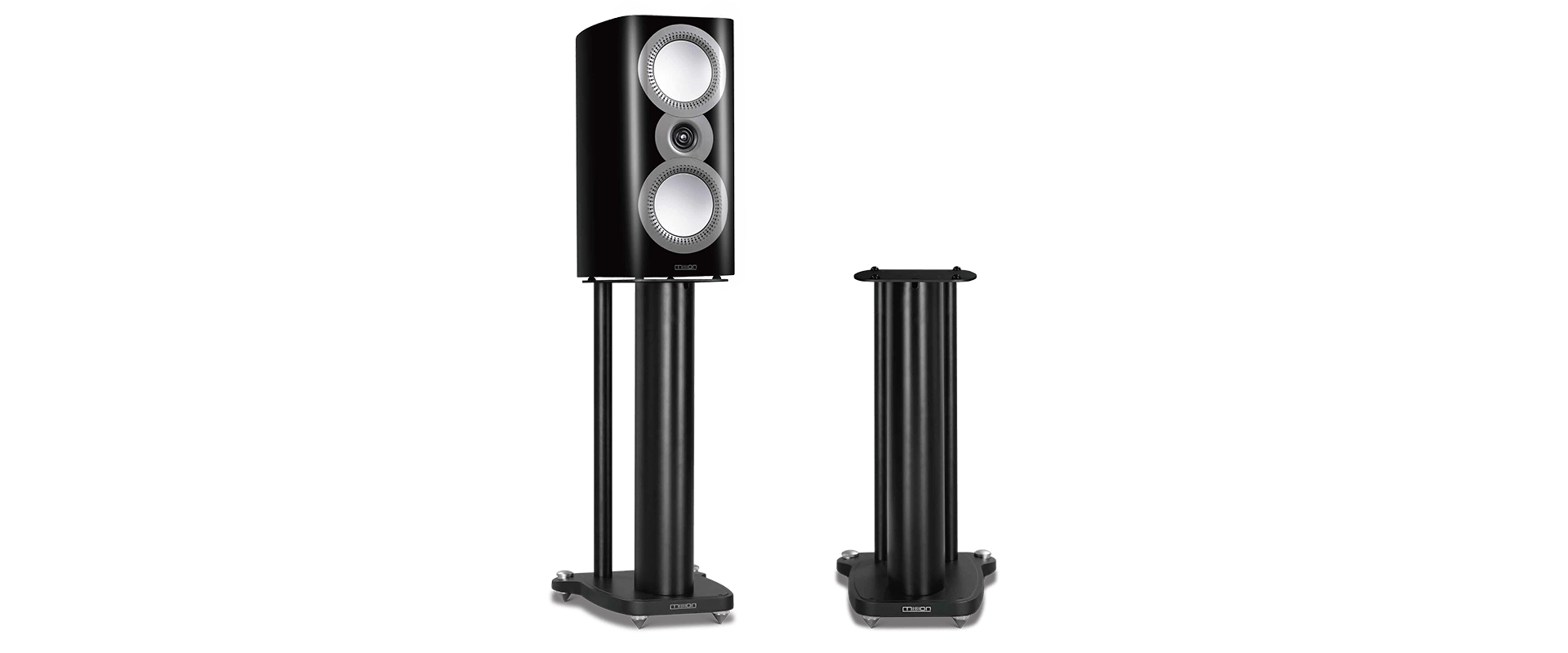 """Mission ZX 24"""" Speaker Stand ZX-Stands"""